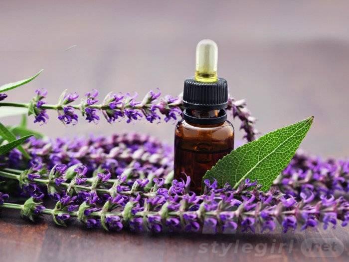 Clary Sage Oil for Hair Growth