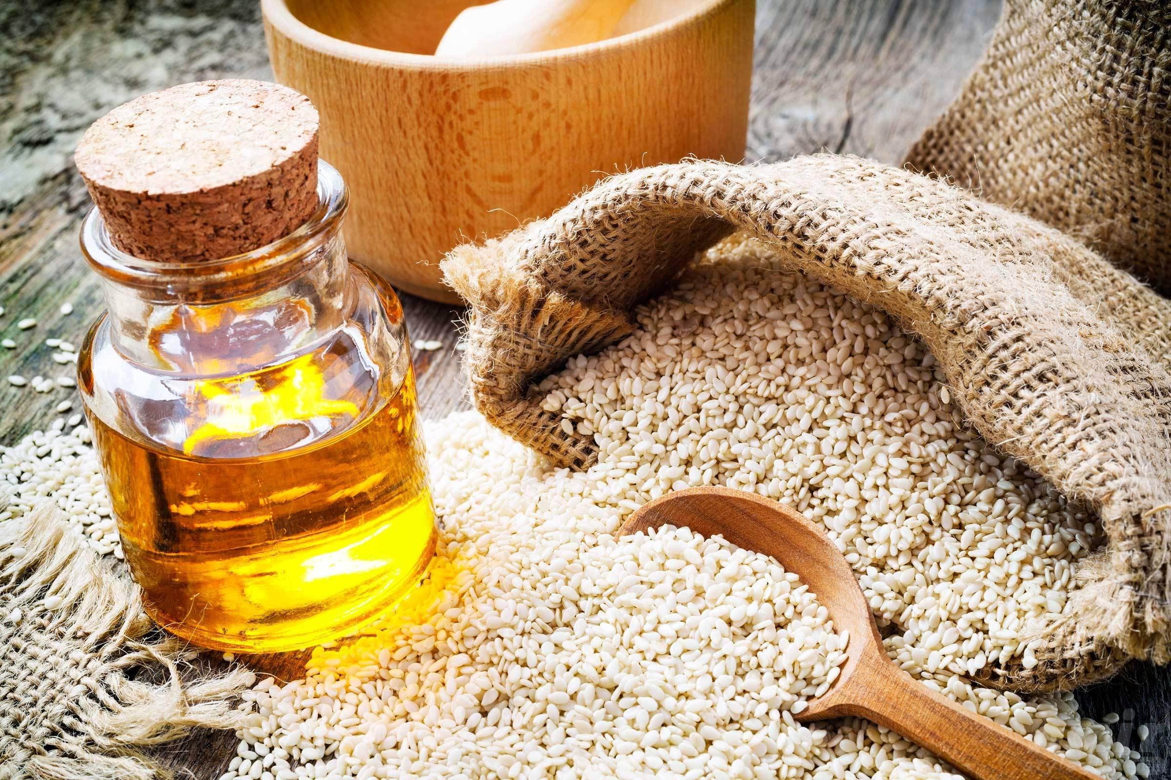 Sesame Oil for Hair Growth