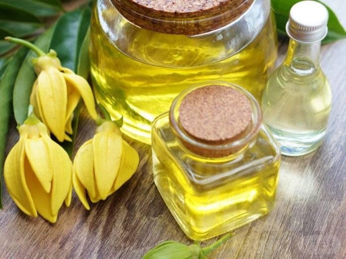Ylang Ylang Oil for Hair Growth