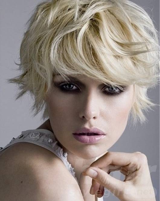 Short Shag Hairstyles for Women