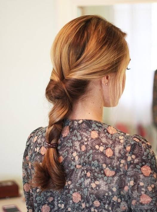 2014 Easy Braided Hairstyles for School