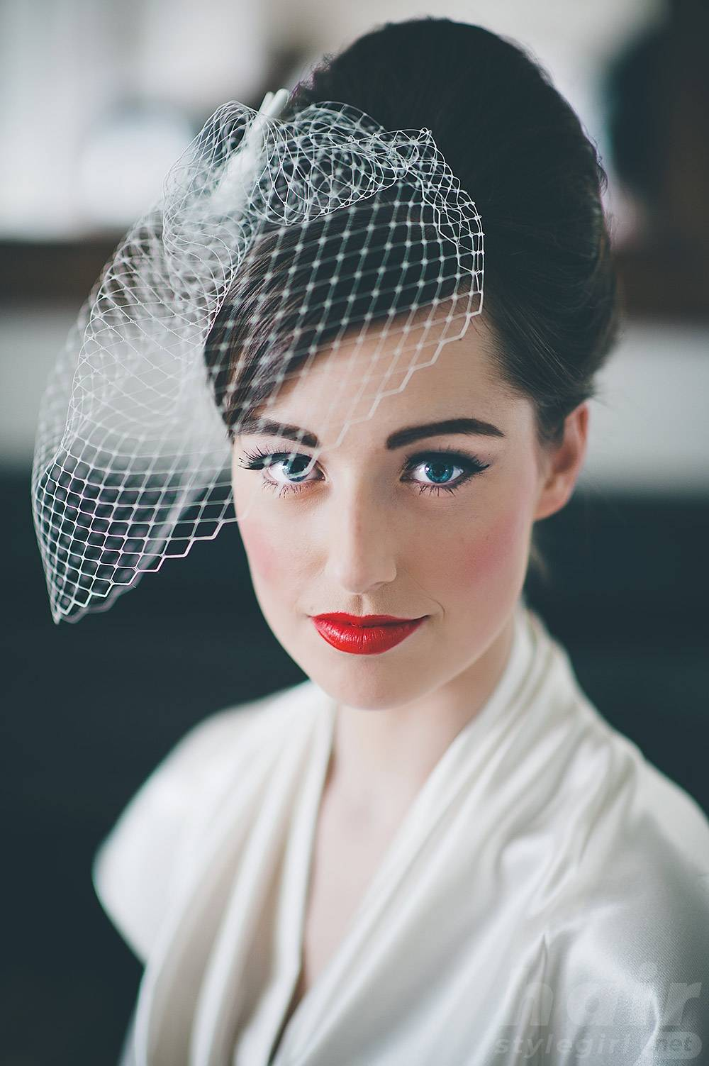 Classic And Beautiful Vintage Wedding Hairstyles Hair Style