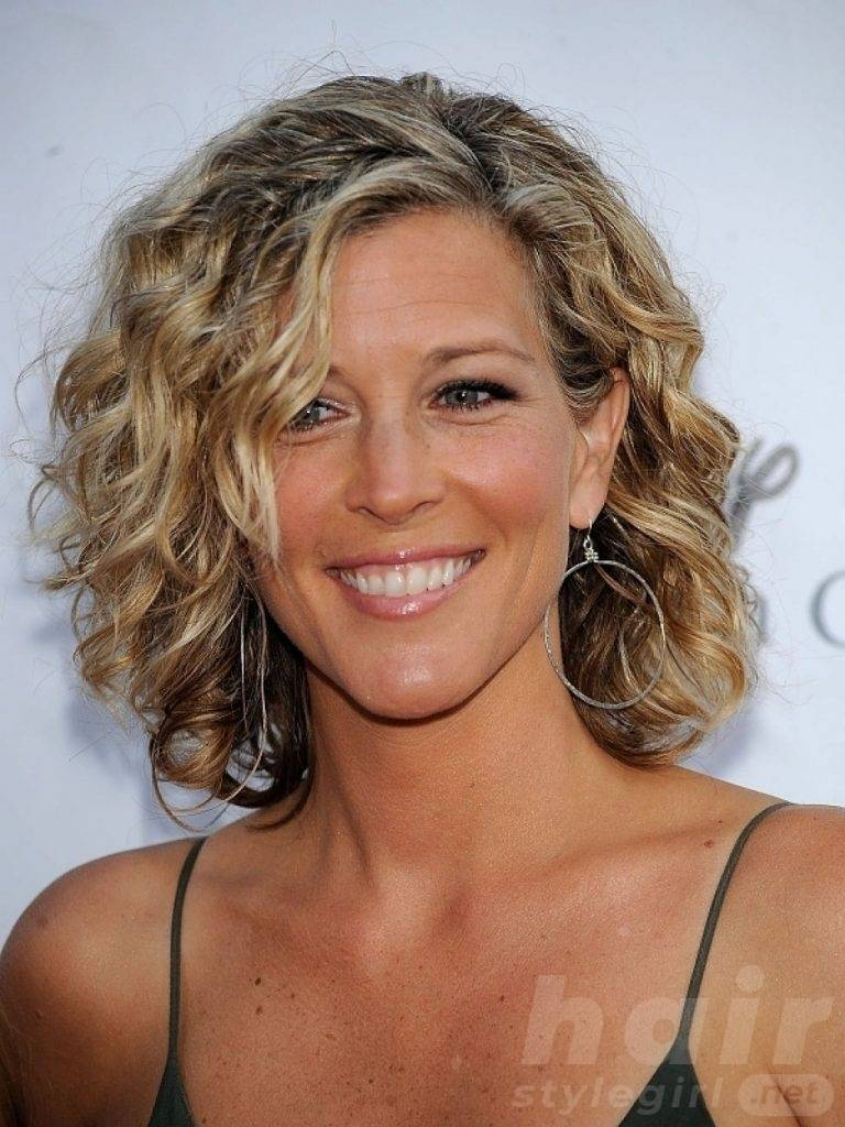 Curly Hairstyles For Women Over 50 Hair Style