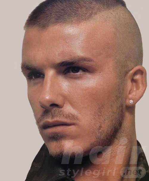 David Beckham Hairstyles Inspiration From The One In The Billions Hair Style