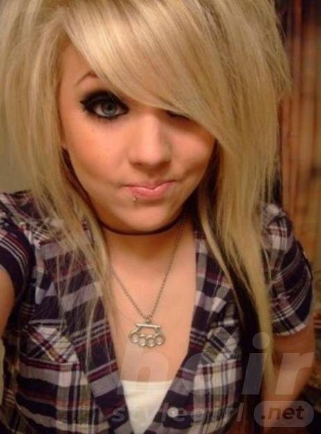 Emo Hairstyles For Girls Latest Popular Emo Girls Haircuts Pictures Hair Style