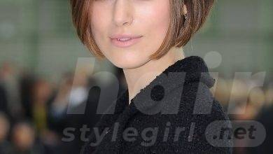 Graduated Bob - Most Popular Short Haircut for 2014