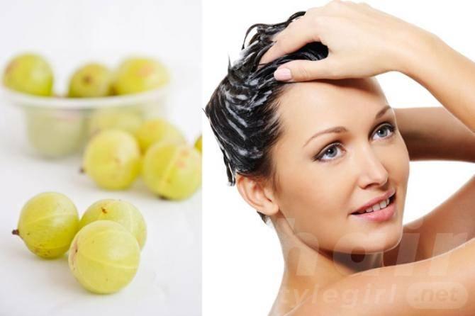 Gooseberry for Hair Growth