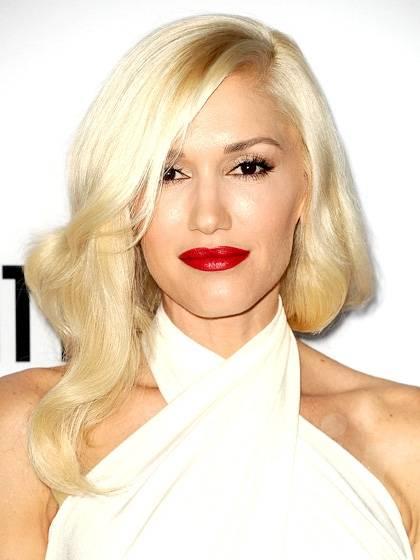 Golden Platinum Blonde