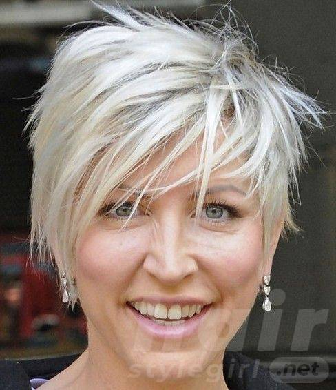 Hottest Short Layered Hairstyles For Women Over 50 Hair Style