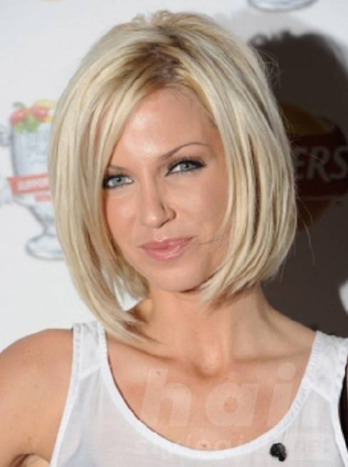 Short Hairstyles for Women - Straight Bob Hairstyle 2014