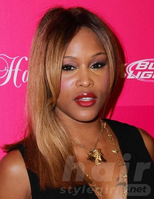 2014 Eve Hairstyles: Blunt Medium Straight Hair