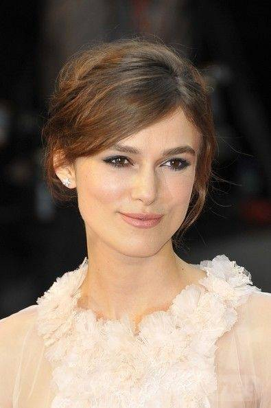 Keira Knightley Hair - Up-do Hairstyle