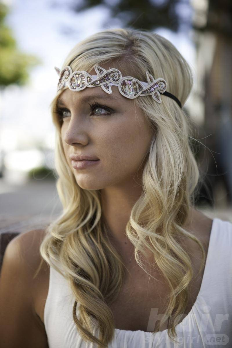 Wedding Hairstyles with Headband
