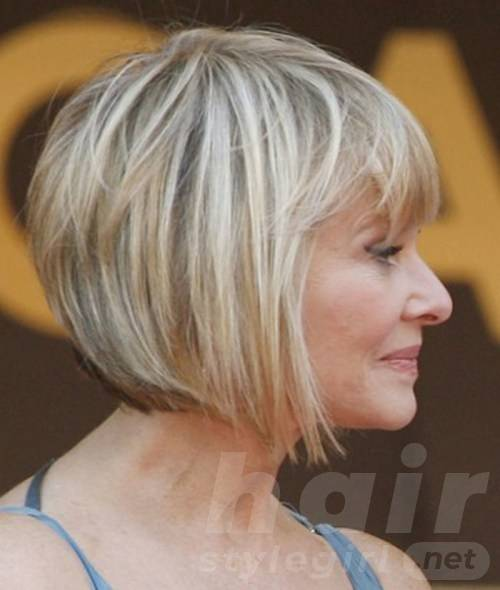 Most Flattering Hairstyles For Older