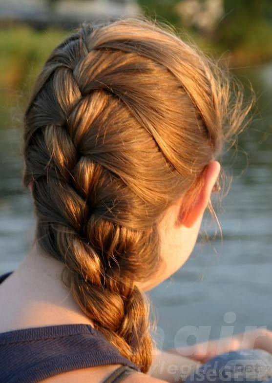 French Braid - Classic French Braid for Women