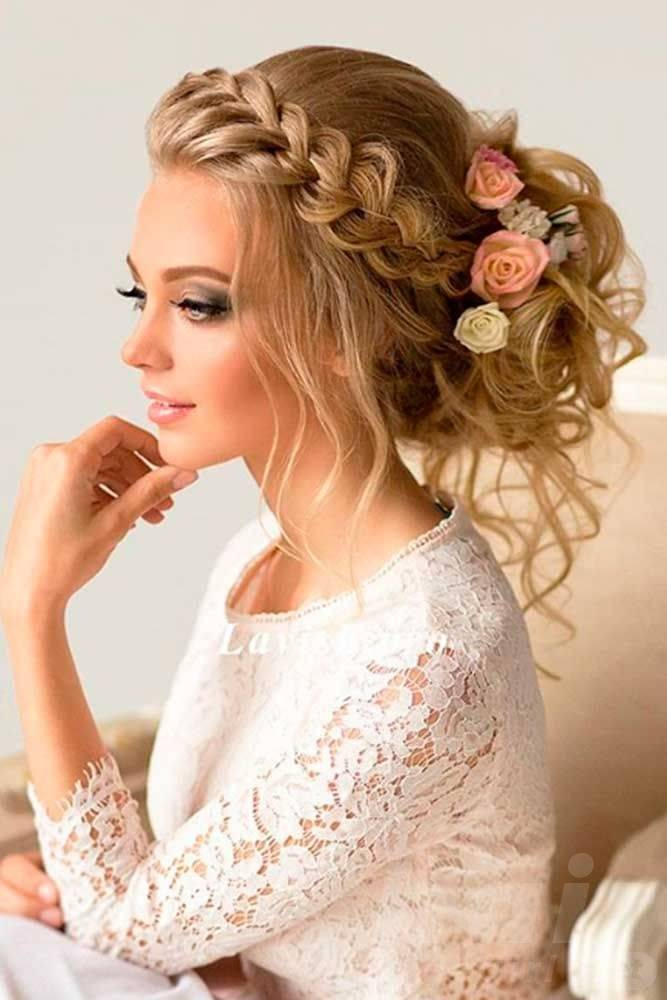Most Stylish Wedding Hairstyles For Long Hair
