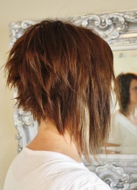 Stacked Bob with Layers