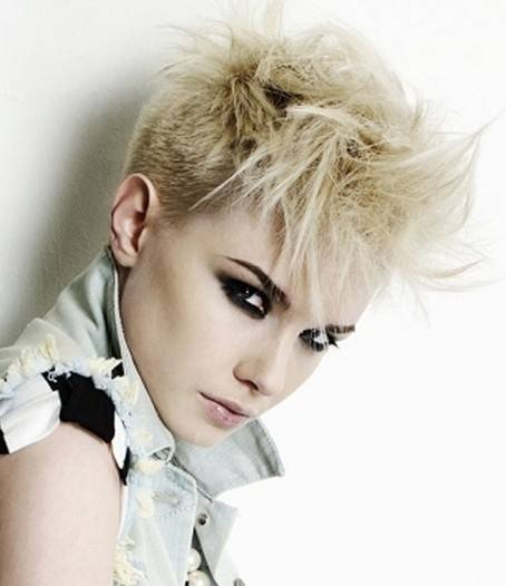 Cool Stylish Short Punk Hairstyles