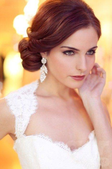 Wedding Hairstyle with Up-do