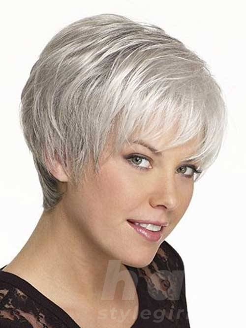 Short Hairstyles for Women Over 50 To Look Stylish | Hair Style