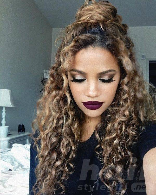 updo-for-curly-hair