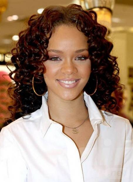 2014 Naturally Curly Hairstyles for Black Women