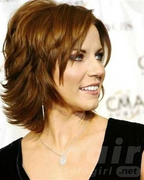 stylish and perfect layered bob hairstyles for women hair style