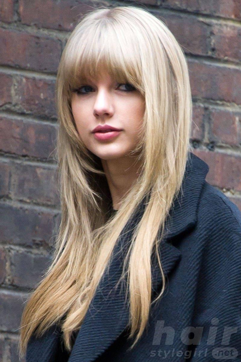 Ash Blonde Long Hair