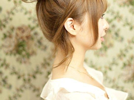 Asian Top Knot