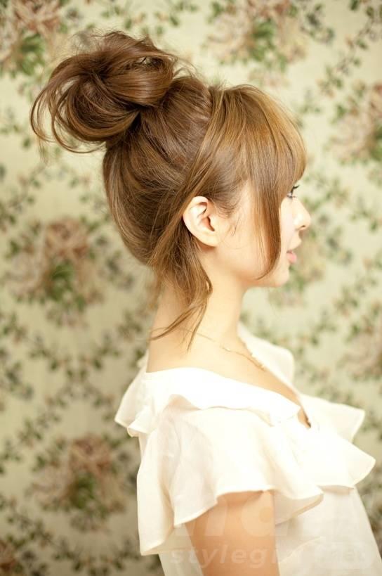 Asian Top Knot