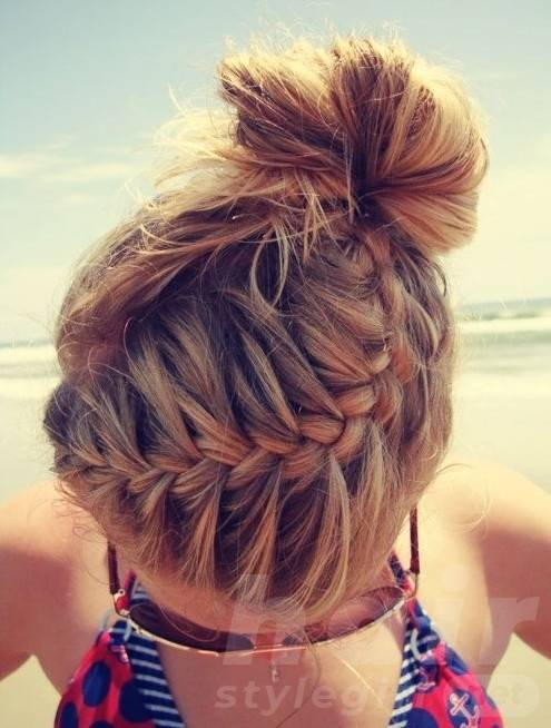 Swell Trendy French Braid Hairstyles Hair Style Schematic Wiring Diagrams Phreekkolirunnerswayorg