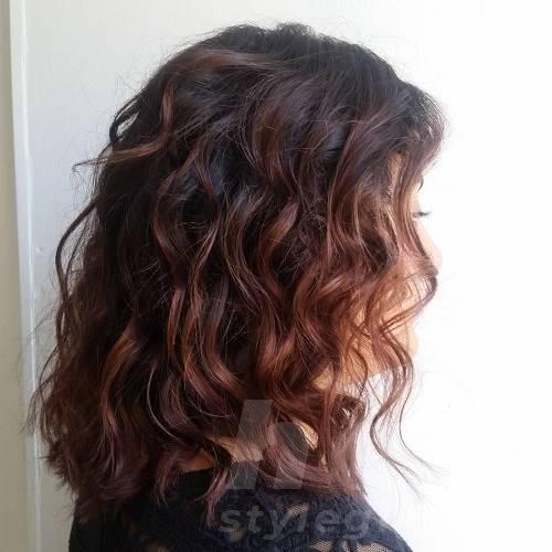 Ombre Hair Cut