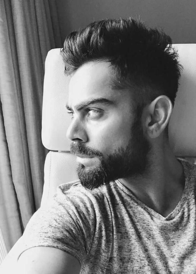 Virat Kohli Hairstyles Stylish And Worth Trying For Every Man