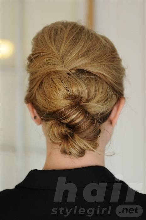 Bridal Wedding Updo - Latest Popular Wedding Updos 2014