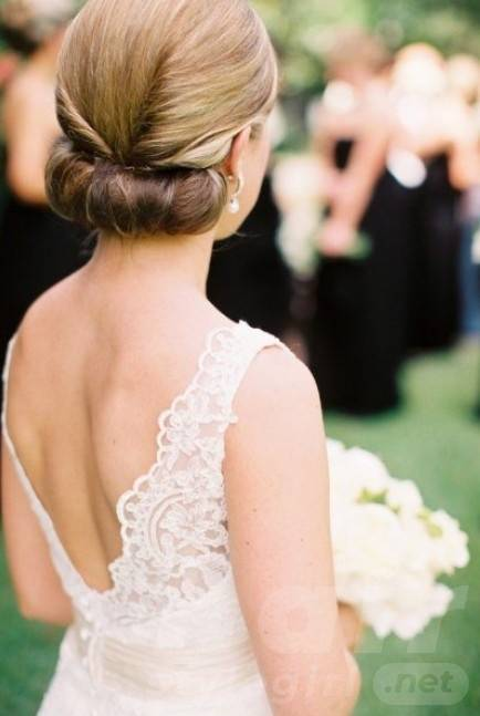 Updos for Wedding - Romantic Wedding Updos 2013 - 2014